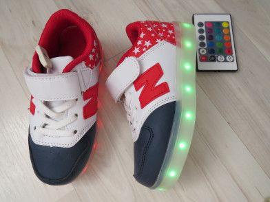 В НАЛИЧИИ! Кроссовки New Balance с подсветкой