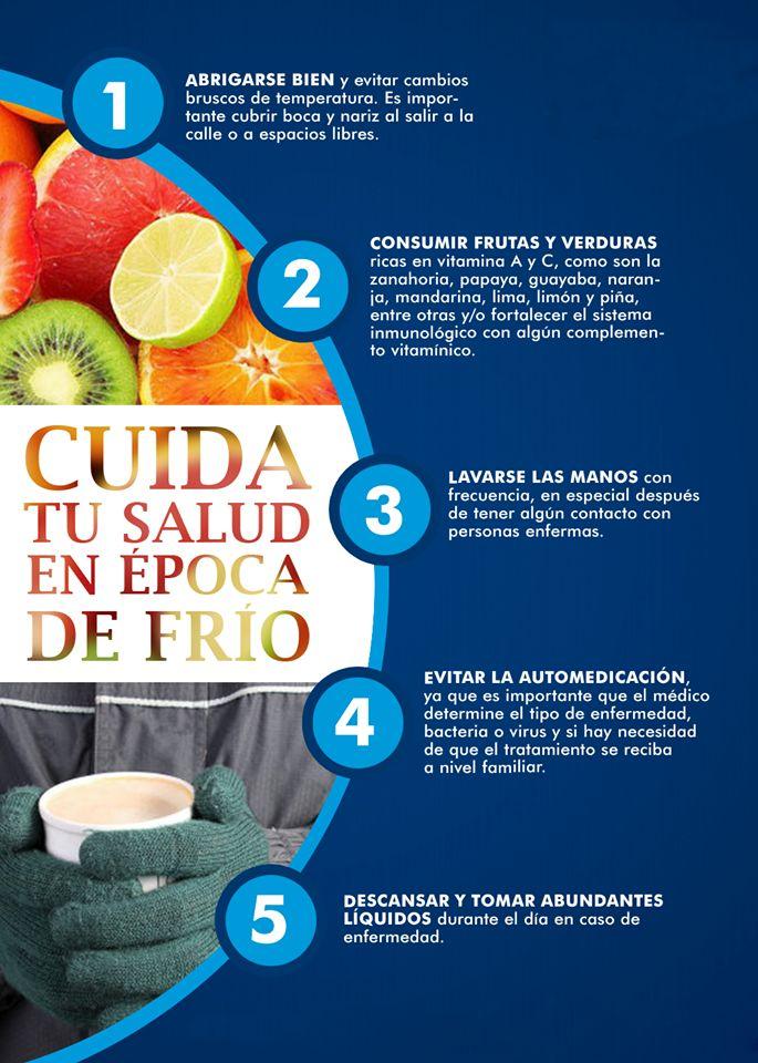 #Salud: Continuamos con los consejos para prevenir ...