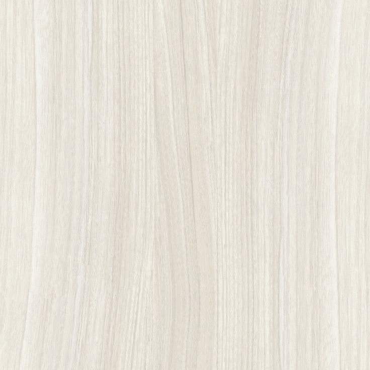 Bleached Walnut - Walnut wood grain print with an all over contemporary grey-off white colour wash