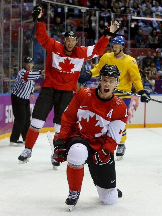 GOAL!!!!! Sochi Olympics Photo by Matt Slocum of the Associated Press