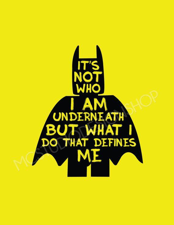 lego batman silhouette vector print batman