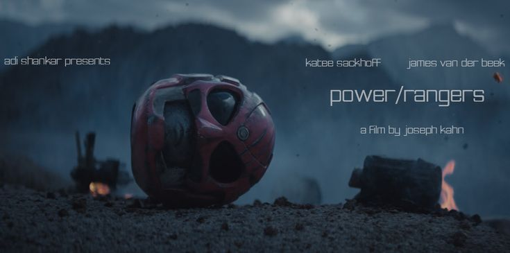 The Power Rangers Just Got A Lot Darker, And A Lot More Awesome (NSFW VIDEO)