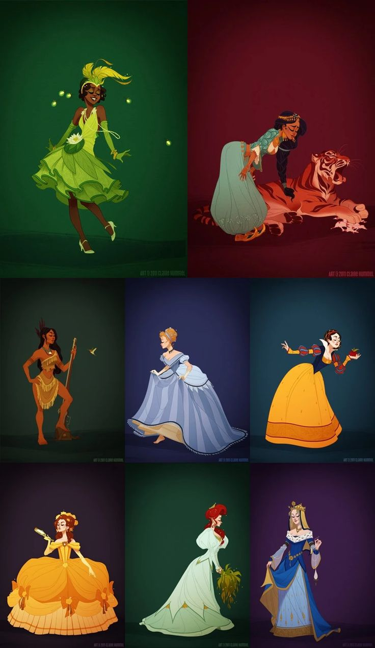 Disney Princesses (Thought you all would enjoy these! Some ...