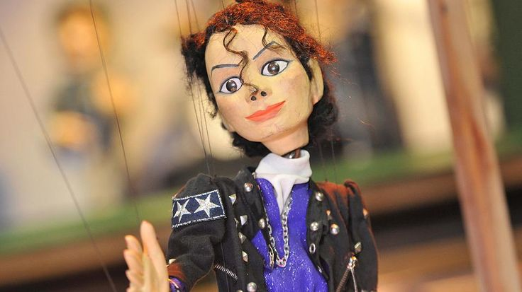 #MichaelJackson Augsburger Puppenkiste – Germany 2011.
