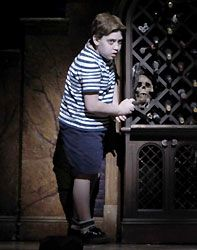 pugsley addams family musical