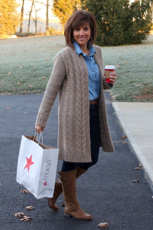 What To Wear Black Friday Shopping!