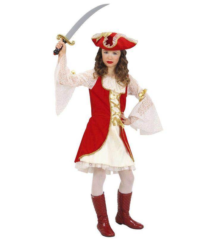 Piraten meisjes