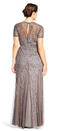 Plus Size Bridesmaid Dresses | Adrianna Papell                                                                                                                                                                                 Más