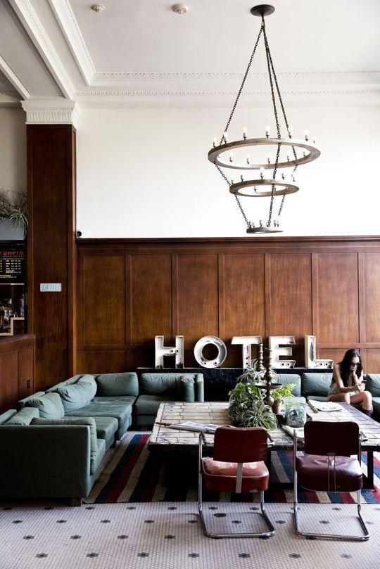 Ace Hotel Portland, OR