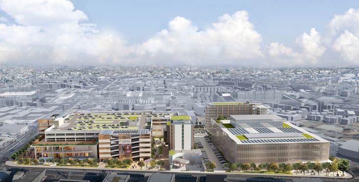 Panasonic et Nomura Real Estate dévoilent un plan conceptuel pour une nouvelle ville intelligente à Yokohama