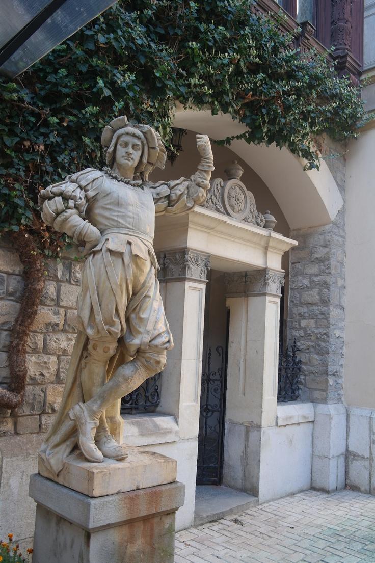 Peles #Castel, #Romania