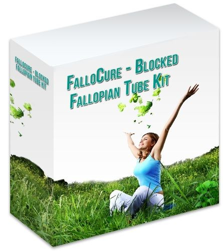 how to get pregnant with one blocked fallopian tube