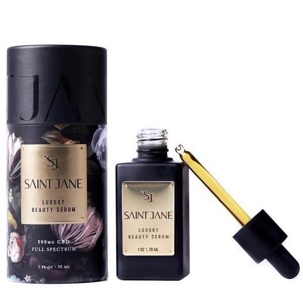 Saint Jane Luxury Beauty Serum Beauty Serums Luxury Cosmetic Packaging Luxury Beauty Packaging