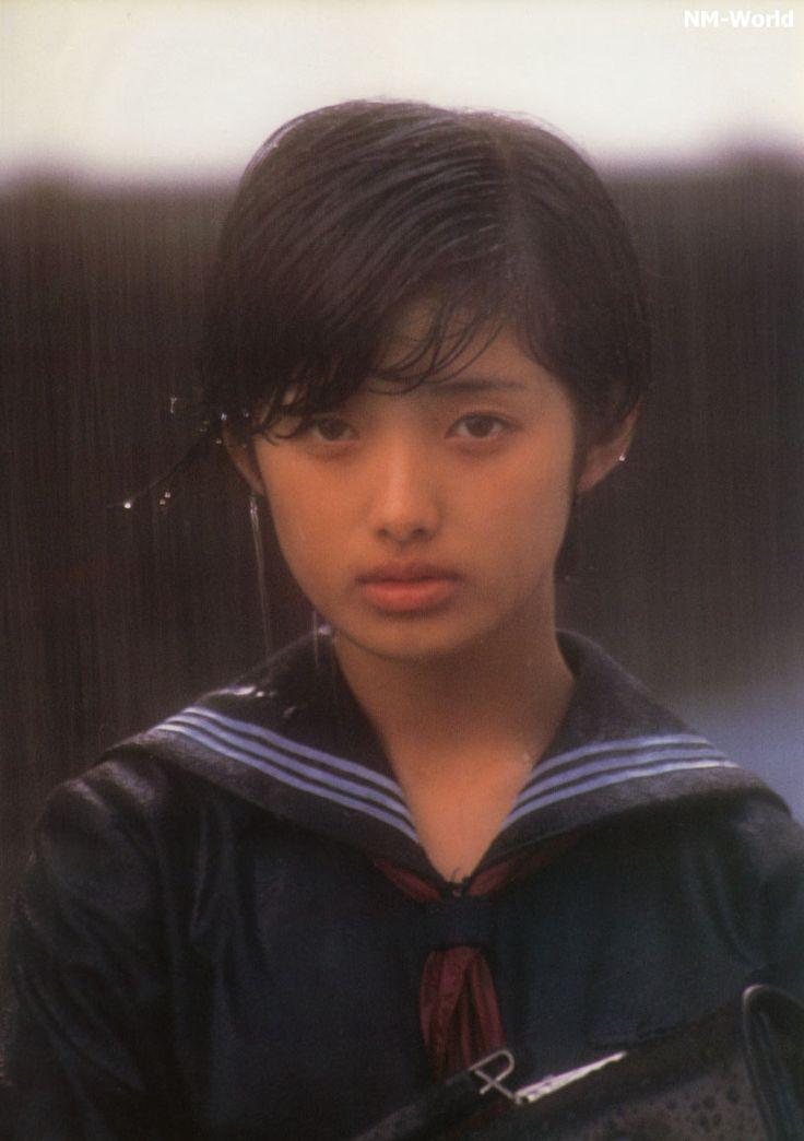 #Momoe Yamaguchi#Kishin Shinoyama