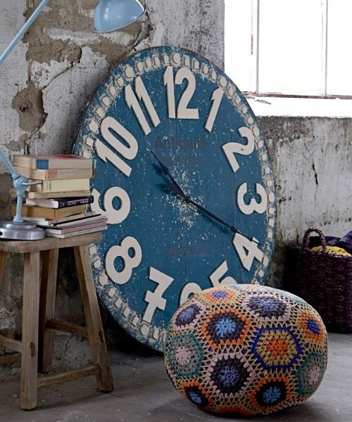 33 Cool Ideas To Use Vintage Clocks To Decorate Your Interior.  Hard to choose.
