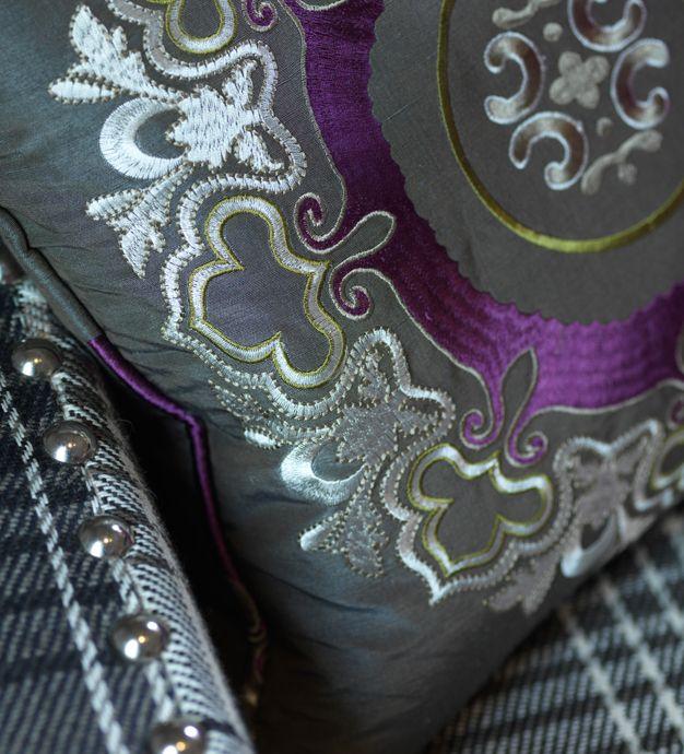 Boutique Hotel | Northcote Hotel interior design  by Ward Robinson | Lancashire | Cushions