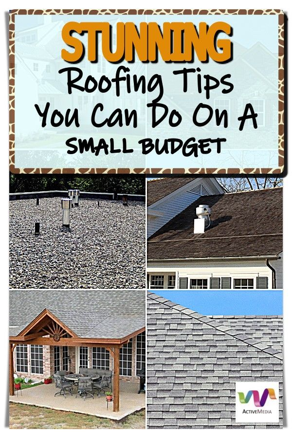 Important Knowledge On Properly Fixing Your Roof In 2020 Roofing Roofing Contractors Roof