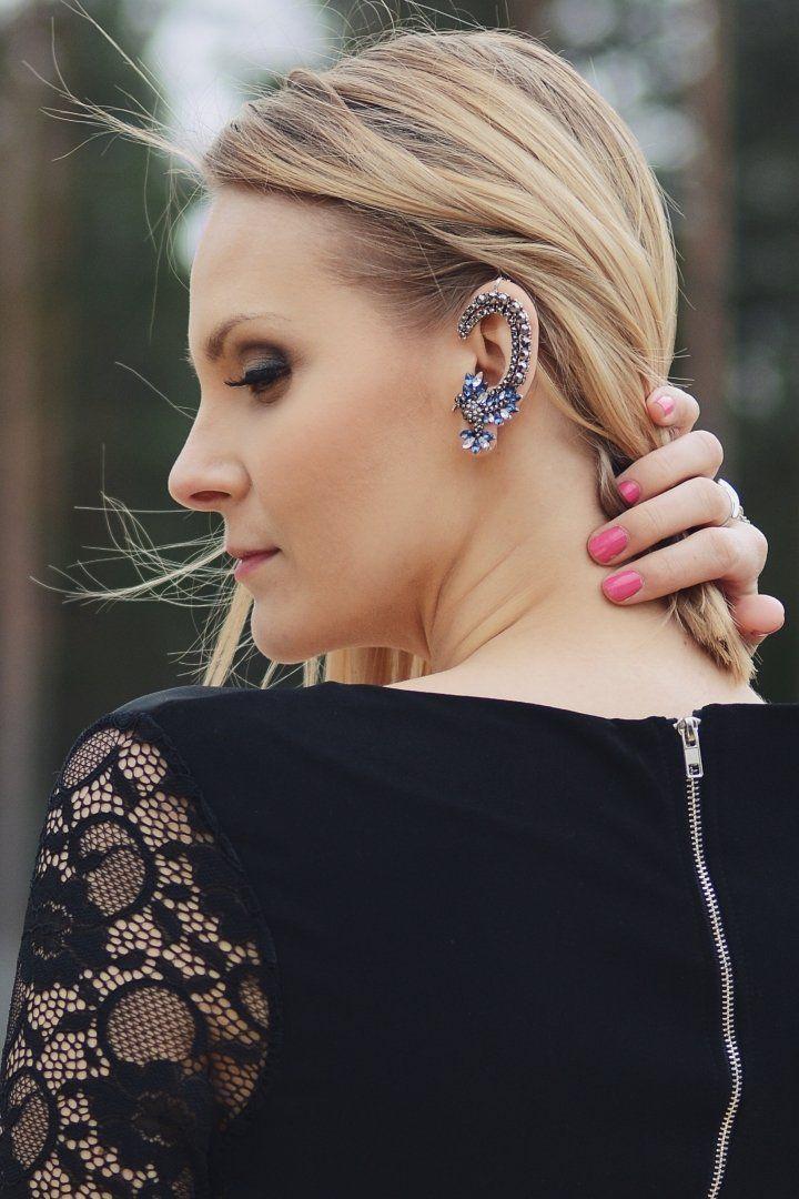 Blue Bird -earrings, SHOP NOW