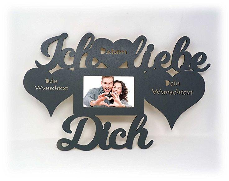 ... Bilderrahmen Herzen Partner 10x15 Cm Ehepaar Paar Pärchen Frauen  Freundin Frau Ehefrau Herz Valentinstag Personalisiert Valentinstag Geschenk  Für Ihn ...