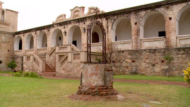 Estancia Jesuitica, Alta Gracia, #Cordoba   Más info en www.facebook.com/viajaportupais #ArgentinaEsTuMundo #Arquitectura #Architecture #Travel #Viajes #Argentina