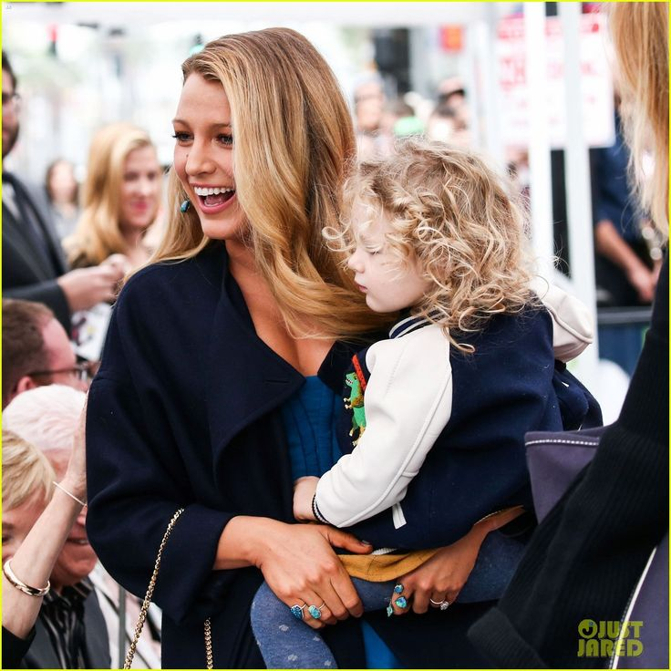 Blake Lively & Ryan Reynolds Newborn Daughter's Name Revealed!