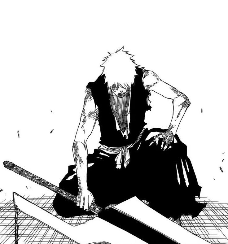 Ichigo's Bankai  B_L_E_A_C_H