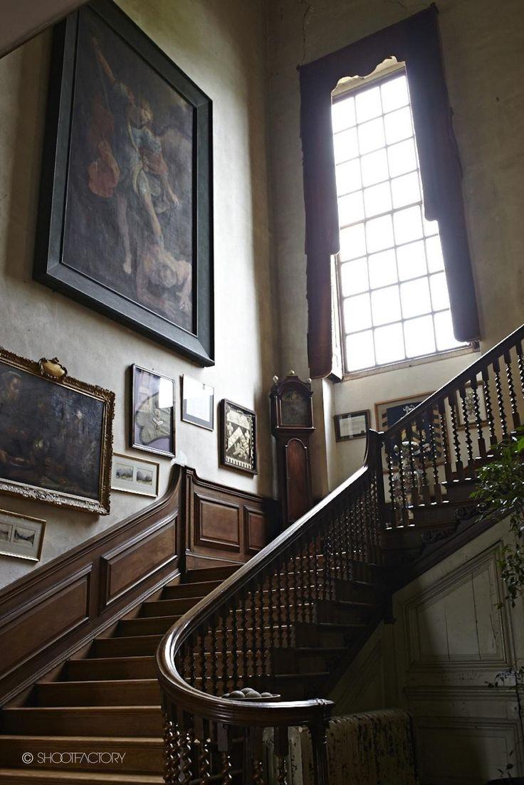 Manor House Drawing: Framlingham, Suffolk. Elizabethan Manor House