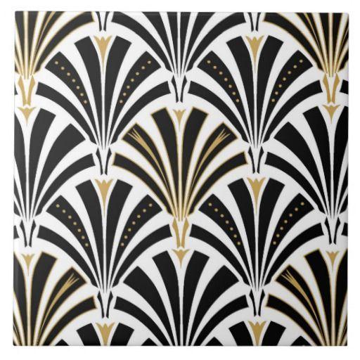 36 Art Deco Wallpaper Ideas