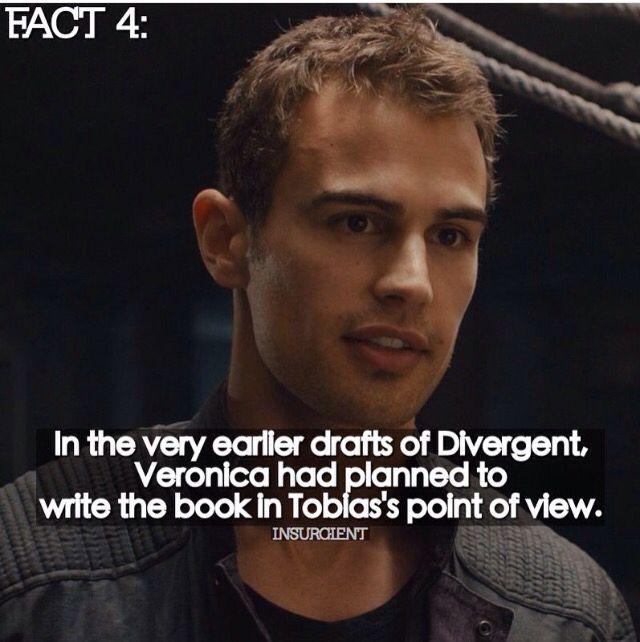 Divergent fact !!!