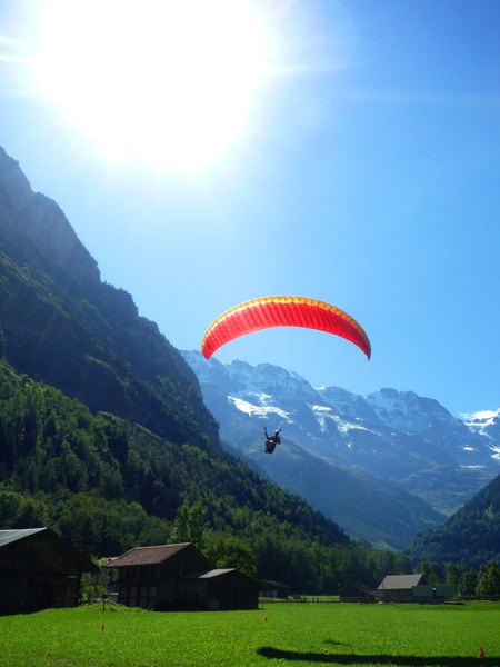 Europe Report: Paragliding in Switzerland | Say Yes to Hoboken