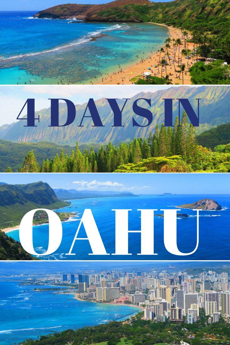 4 Days In Honolulu & Oahu Sample Itinerary