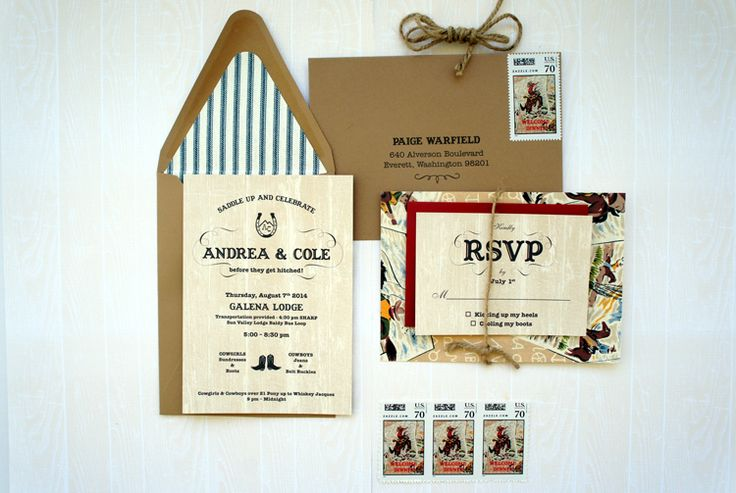 Western Wedding Invitation Wording: Best 25+ Western Invitations Ideas On Pinterest