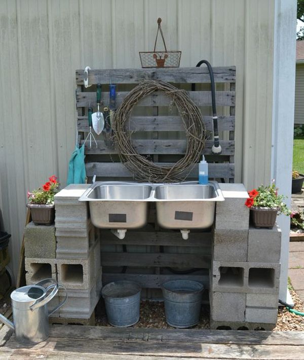 40 awesome garden sink ideas that must