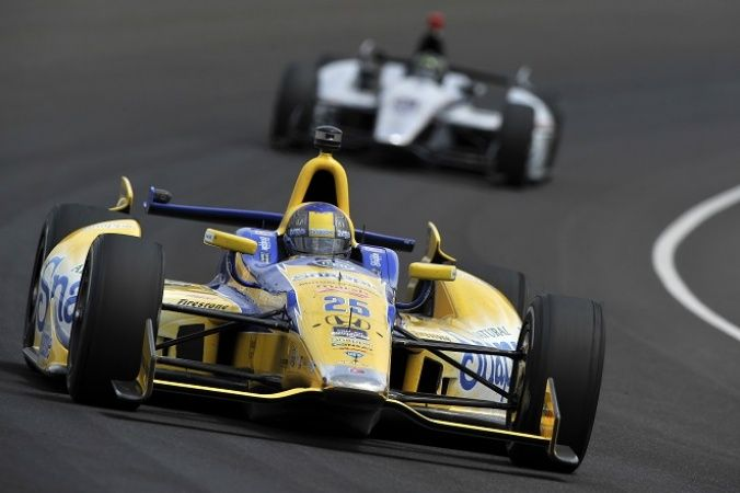 Indy 500: Andretti ups ante to 232mph in pre-qualifying practice RACER.com