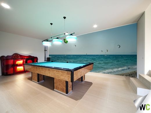 Windsurfing wall mural for the home or office!