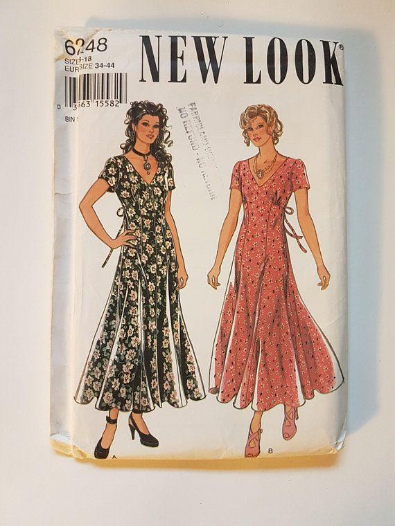 Pin Em 90s Vintage Sewing Patterns