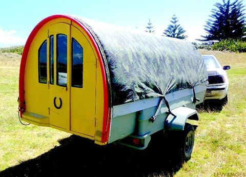 Interesting How The Covered Wagon Style From The Original