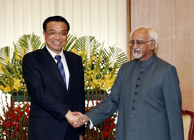 Enough space in world for rise of India, China: Ansari
