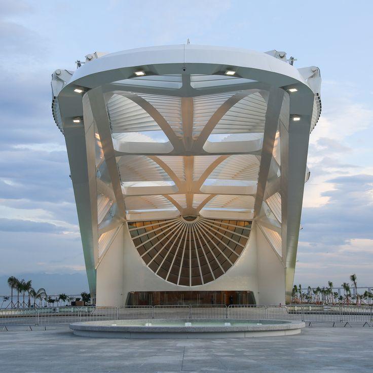Galería - Santiago Calatrava: Museo del Mañana abre sus puertas en Río de Janeiro - 9