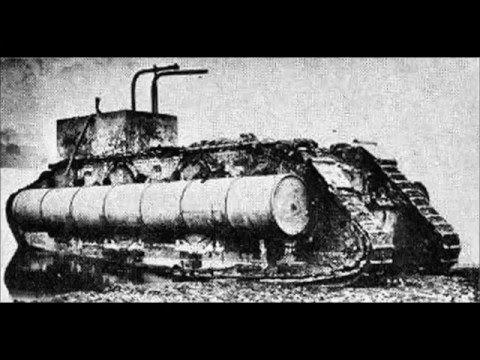 British Tanks of World War I