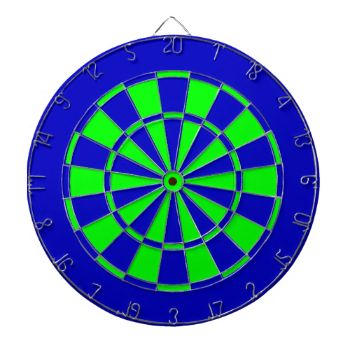 green and blue dart board for just a common looks. You can change the green color by changing the background color to a color of you choice. #two-color #two-color-dart-board #common-dart-board #blue #green #green-blue-dart-board green-blue