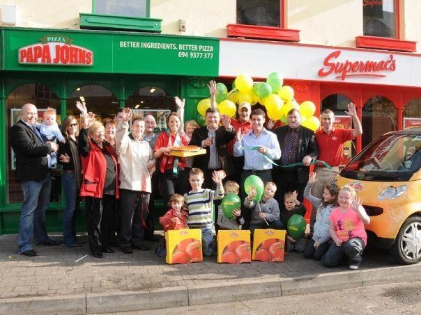 Claremorris http://supermacs.ie/store/claremorris/