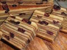 Buat sesiapa yg nak cuba resipi kek lapis cranberry ni, silakan...      KEK LAPIS CRANBERRY   Bahan-bahannya   20 biji kuning telur 5 biji p...