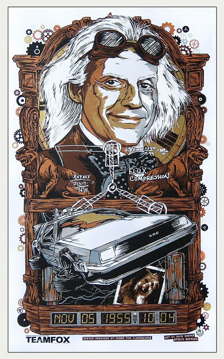 by Rhys Cooper: Movie Posters, Rhys Cooper, Geek Art, Future Posters, Nerd Things, 80S Cinema, Art Prints, Posters Art, Future Art