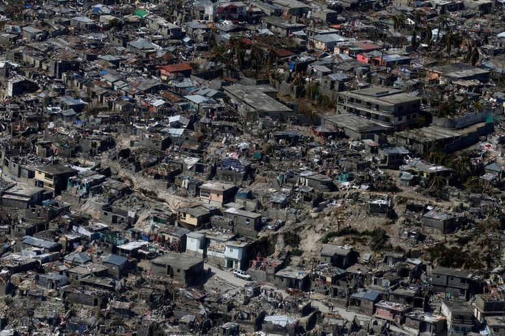 A Haitian City Was Finally Prospering. Then Came Hurricane Matthew 2016.10