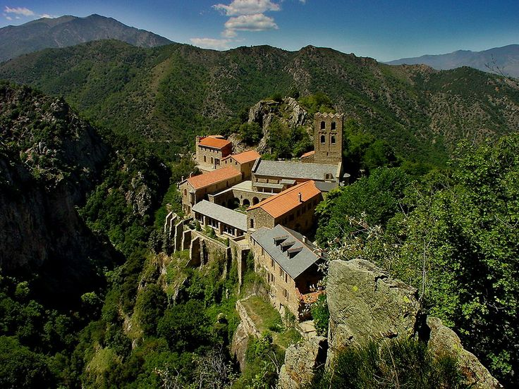 Abbaye de St. Martin du Canigou