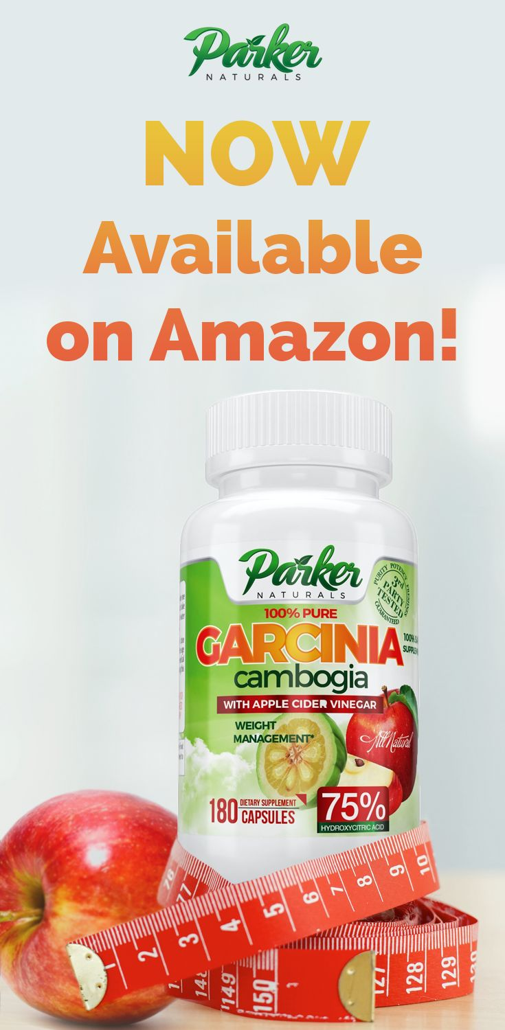 We're so excited to announce that our new product Garcinia