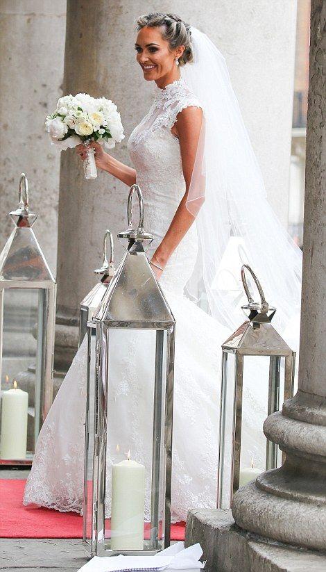 Tom Cleverley marries TOWIE star Georgina Dorsett  June 16, 2015