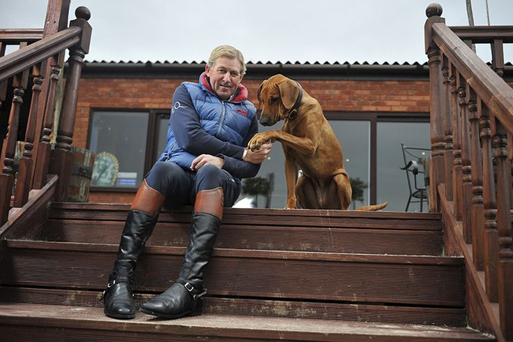 At home with Nick Skelton | The Horse Magazine