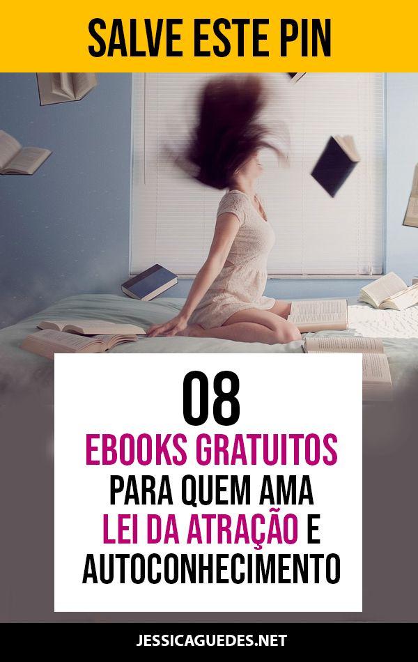 Livros Digitais Gratuitos para CoCriação de Sonhos (Lei da Atração)
